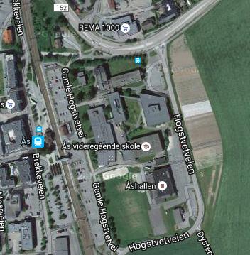 Dysterjordet andelslandbruk i Ås sentrum