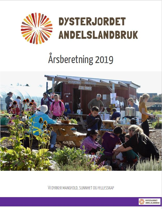 Les vår 2019 Årsbereting / Read our 2019 Annual Report